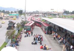 Protesta_TransMilenio